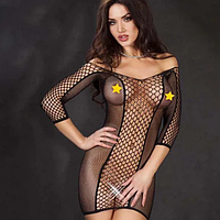 Обтягивающее платье для сексуальной и соблазнительной девушке, платье гоу гоу, фото 1