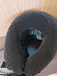 Надувная подушка для шеи Tractors for Cervical Spine с насосом, фото 2