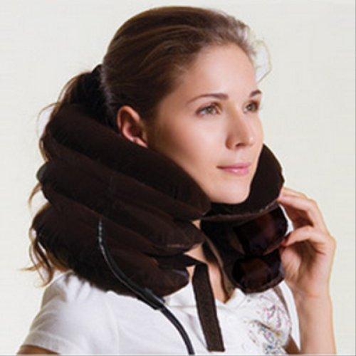 Надувная подушка для шеи Tractors for Cervical Spine с насосом