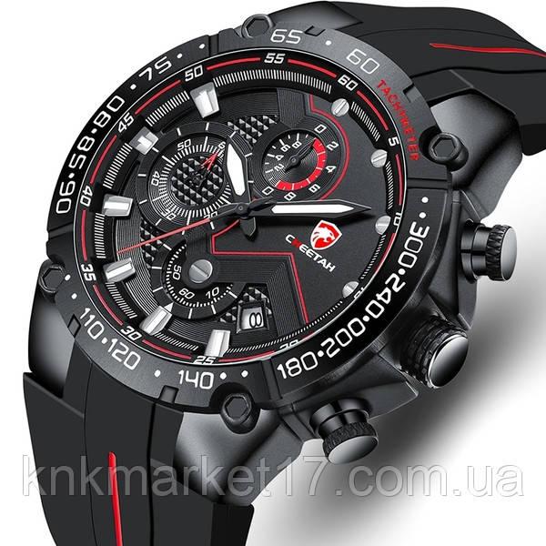 Cheetah Чоловічі годинники Cheetah Racer