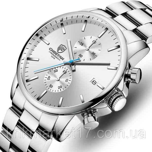 Cheetah Чоловічі годинники Cheetah Mars Silver