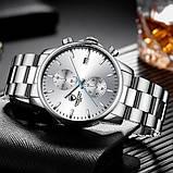 Cheetah Чоловічі годинники Cheetah Mars Silver, фото 4