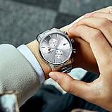 Cheetah Чоловічі годинники Cheetah Mars Silver, фото 6