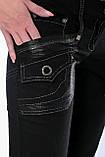 Брюки женские Franco Benussi 3190 чёрные, фото 10