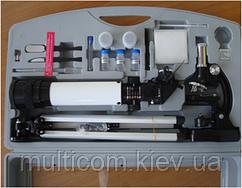 14-06-151. Набор: микроскоп + телескоп в пластиковом боксе, SXP-XWJ