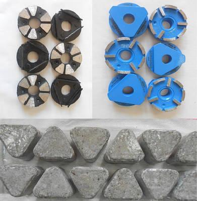 Для шлифовки каменного и бетонного пола