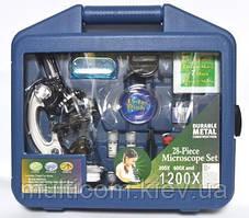 14-06-101. Микроскоп настольный, в пластиковом боксе, XSP-08019