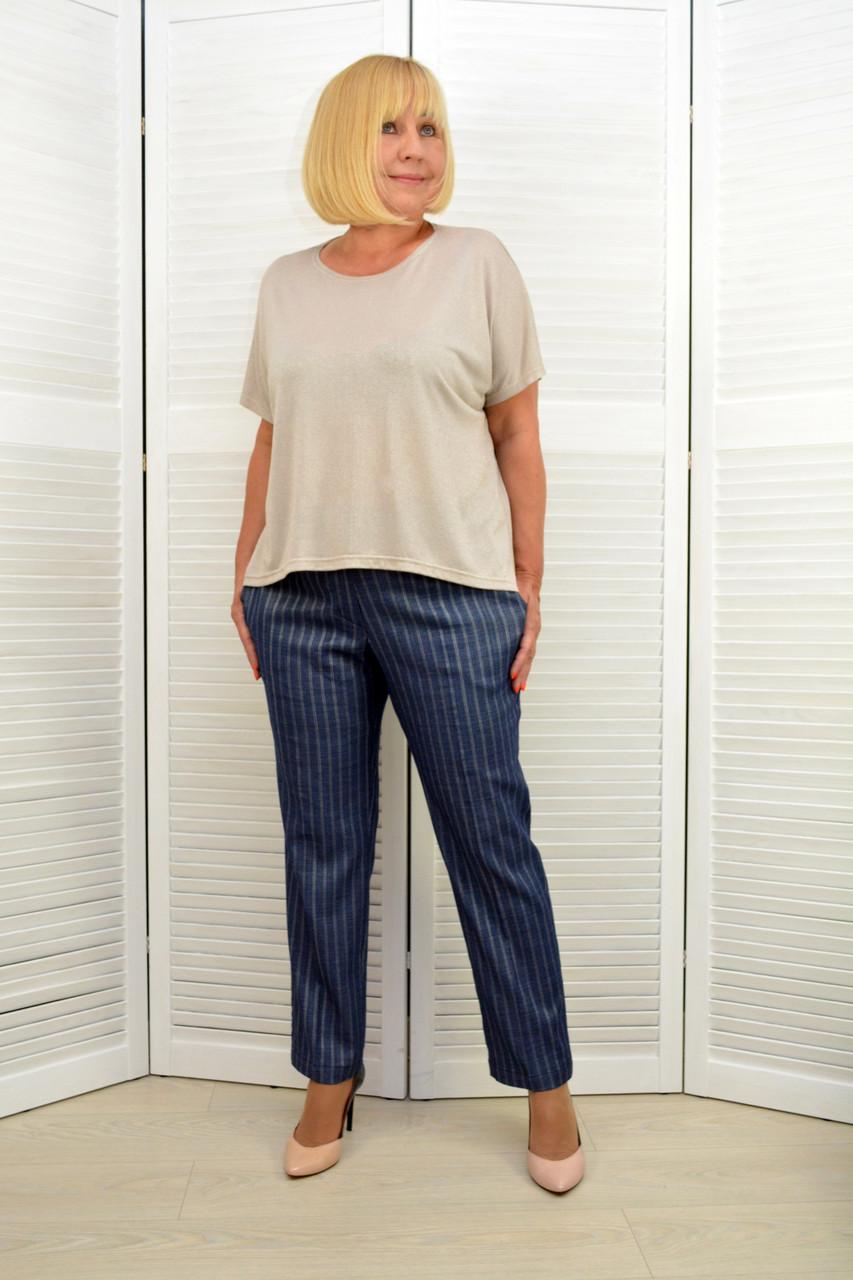 Блуза бежевая - Модель Л615-9