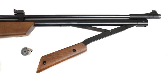 мультикомпресійна гвинтівка SPA LR700W