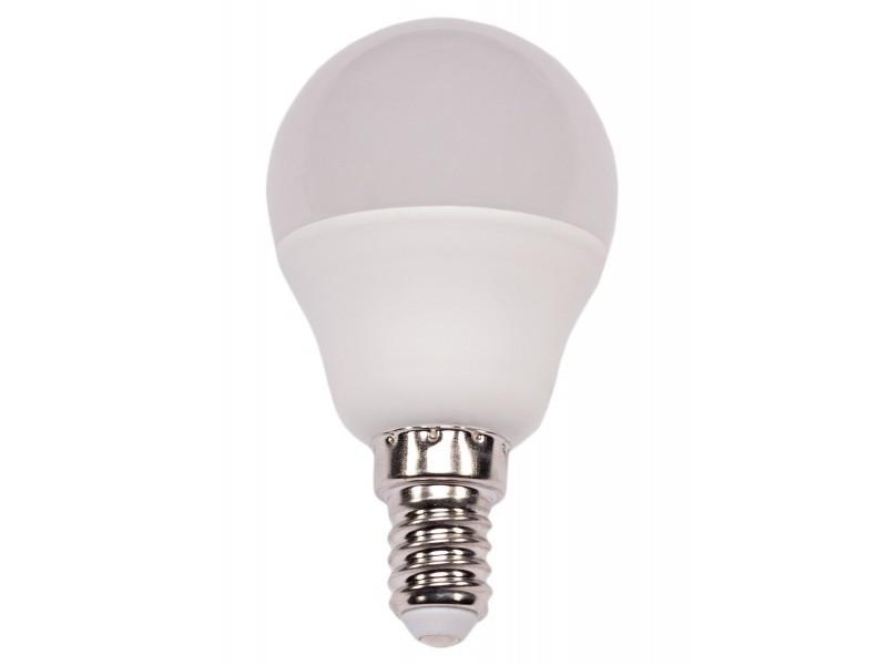 Светодиодная лампа Luxel G45 7W 220V E24 (051-N 7W)