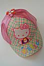 Кепка Hello Kitty детская бейсболка панамка шапка головные уборы, фото 3