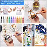 36 цветов! Набор двусторонних маркеров Touch для рисования и скетчинга на спиртовой основе 36 штук, фото 10