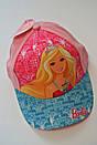 Кепка Barbie детская бейсболка панамка шапка головные уборы, фото 3