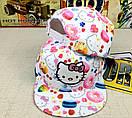 Снепбэк hello kitty детская бейсболка кепка панамка, фото 3