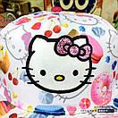 Снепбэк hello kitty детская бейсболка кепка панамка, фото 5