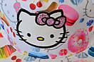 Снепбэк hello kitty детская бейсболка кепка панамка, фото 8
