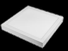 LED-панель Luxel накладная 285X285X28мм 220-240V 24W IP20 (SDLS-24N 24W)