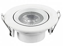 Светодиодный светильник Luxel 115х56 220-240V 9W IP20 (DL-9N 9W)
