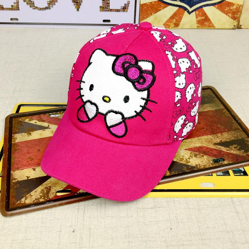 Кепка hello kitty хелло кітті бейсболка дитяча шапка панамка
