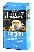 Кава мелена DON JEREZ Decaffeinato - 250г