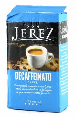 Кава мелена DON JEREZ Decaffeinato - 250г, фото 2