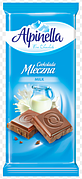 Alpinella шоколад молочний, 90г