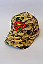 Кепка superman супермен детская бейсболка панамка шапка, фото 3
