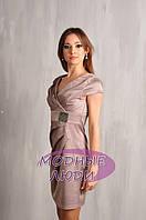 Платье Сабрина FS-17084 (перламутр), фото 1