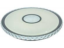 Светодиодный светильник Luxel 410х70мм IP20 с пультом управления 48W (CLMR-48)