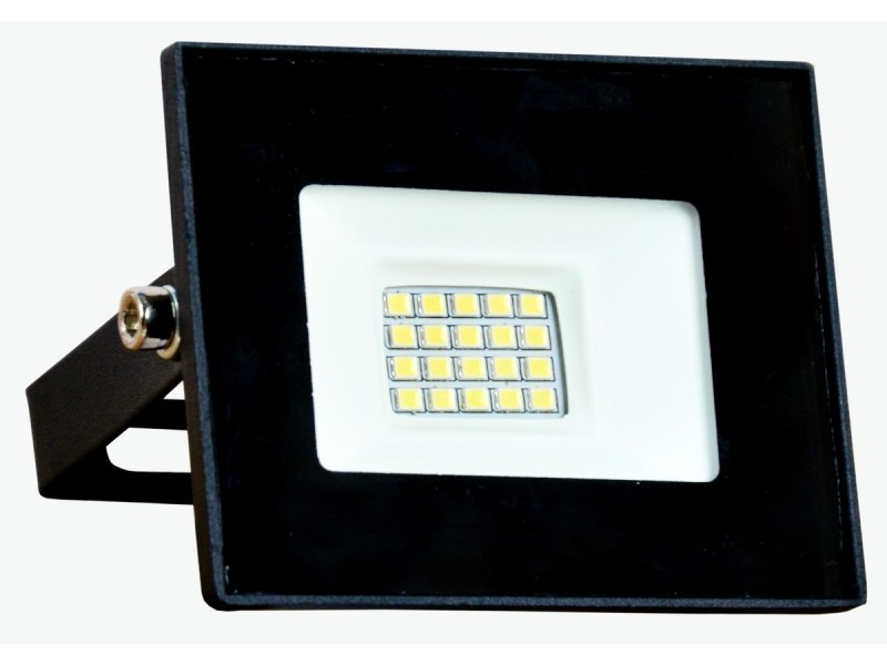 Светодиодный прожектор Luxel 140х120мм 220-240V 20W IP65 (LED-LPM-20С 20W)