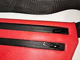 (16*34-мале)Последняя модная унисекс LV сумка на пояс  искусств кожа женский и мужские пояс Бананка оптом, фото 9