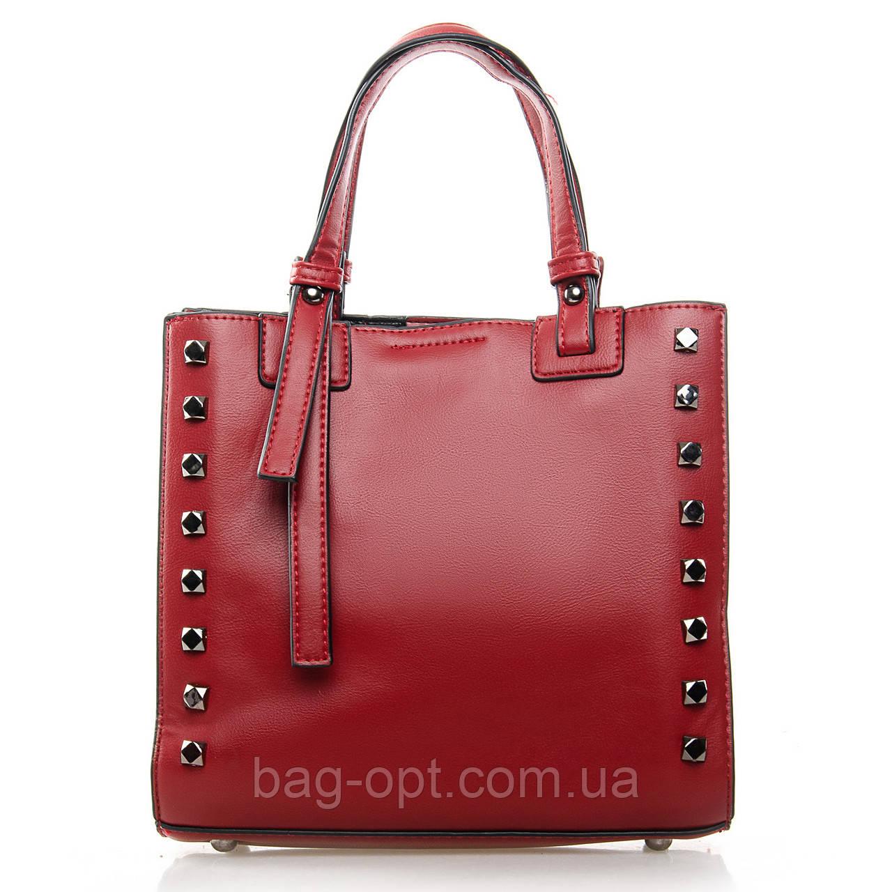 Женская сумка Charles & Keith (25x22*10 см) red