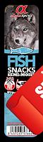 Лакомство для собак Alpha Spirit Snacks Fish 35 г