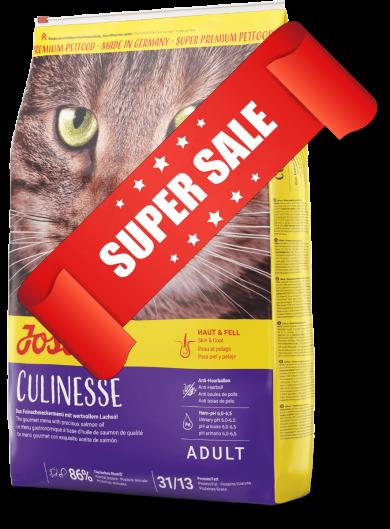 Сухой корм для котов Josera Culinesse 400 г