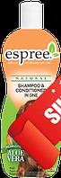 Шампунь-кондиционер для собак Espree Shampoo & Conditioner in One 3,79 л