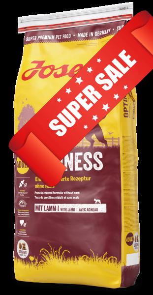 Сухой корм для собак Josera Optiness 15 кг