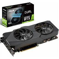 Видеокарта ASUS NVIDIA GeForce RTX2070 SUPER 8192Mb DUAL OC
