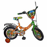 "Велосипед детский 14"" Мадагаскар."