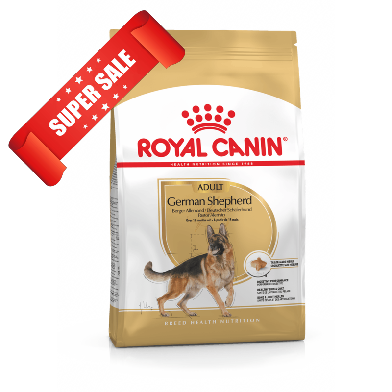 Сухой корм для собак Royal Canin German Shepherd Adult 11 кг