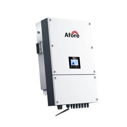 Сетевой трёхфазный бестрансформаторный инвертор Afore BNT030KTL 30 кВт 3-х фазный 2 МРРТ, фото 2