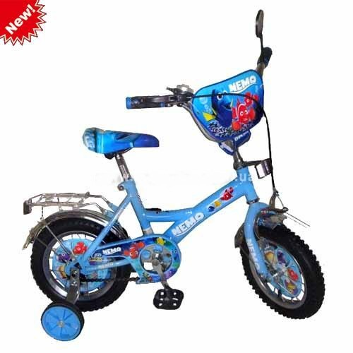 """Велосипед детский 12"""" Nemo."""