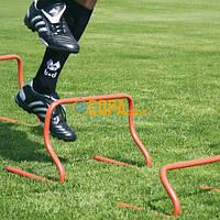 Баръер тренировочный цельный пластик 15 см (6 шт.) b+d Sportartikel - 6083