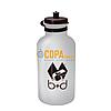 Бутылка для воды (серый) 0,5 л. b+d Sportartikel - 3562