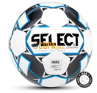 Мяч футбольный Select CONTRA IMS Размер 5 - коллекция 2019 года