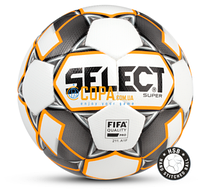 Мяч футбольный Select SUPER FIFA QUALITY (white) -  Размер 5