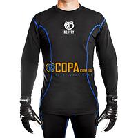 Вратарское термобелье (реглан) Bravry Padded Goalkeeper Undershirt, фото 1