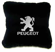 """Автомобильная подушка """"Peugeot"""""""