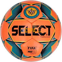 Мяч футзальный Select Tornado FIFA (orange) NEW