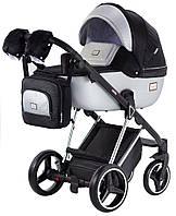 Дитяча коляска 2 в 1 Adamex Mimi Polar (Chrome) Y843, фото 1