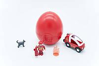 Коллекционная игрушка пожарный набор PlayTive Junior Германия, фото 1